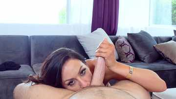 Tiffany Brookes in Sex With A Salesman