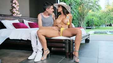 Lisa Ann's Pool Boy Toy