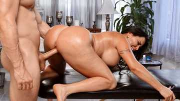 Julianna Vega gives young stepson Duncan Saint access to her wonderful body